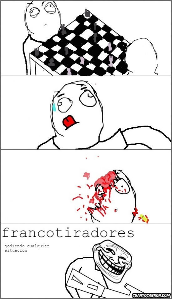 Trollface - Una situación muy inesperada