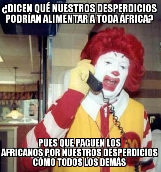 Meme_otros - ¿Alimentar a toda África?