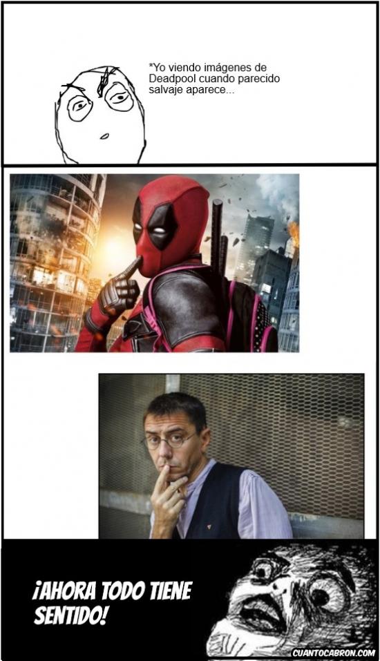 Inglip - El rostro del verdadero Deadpool sale a la luz