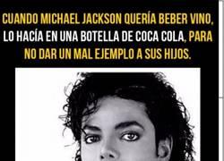 Enlace a Sólo le funcionaba a Michael Jackson esto...