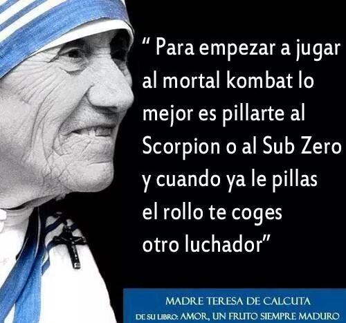 A_nadie_le_importa - La Madre Teresa de Calcuta lo tenía claro