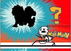 Enlace a ¡Un nuevo Pokémon!