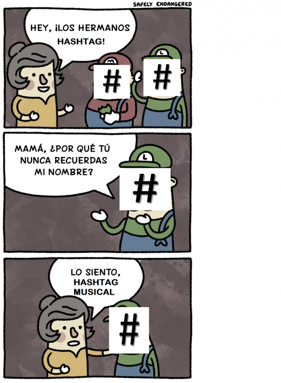 Otros - Pobre hashtag musical...