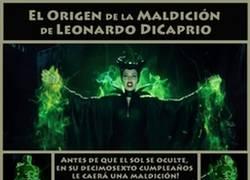 Enlace a El Origen de la Maldición de Leonardo DiCaprio