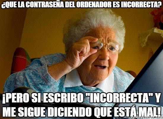 Abuela_sorprendida_internet - Que busque mi nieto donde está el error...