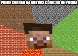 Enlace a El Minecraft y su extraña lógica