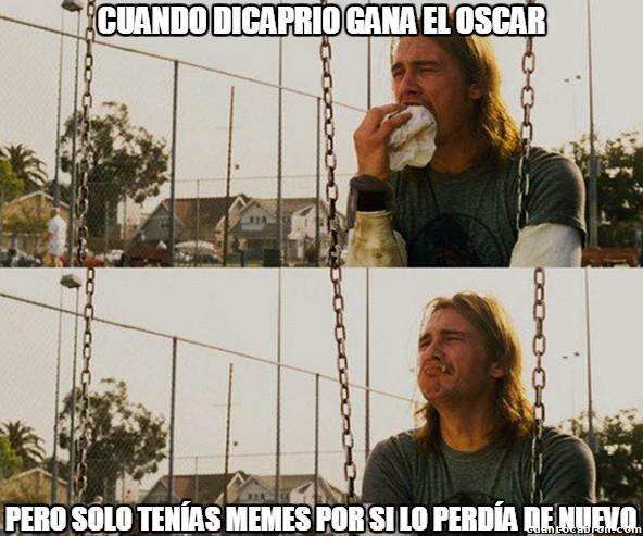 First_world_stoner_problems - Cuando creías poco en DiCaprio...
