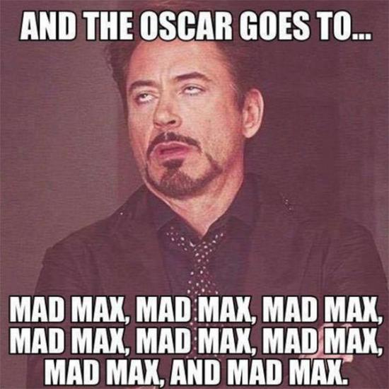 Meme_otros - Resumen de la Gala de los Oscar