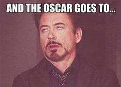 Enlace a Resumen de la Gala de los Oscar