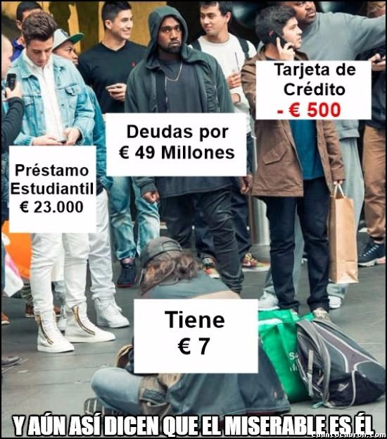 Meme_otros - Doble rasero económico