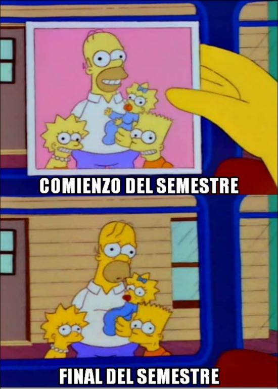 Meme_otros - El profundo cambio del semestre