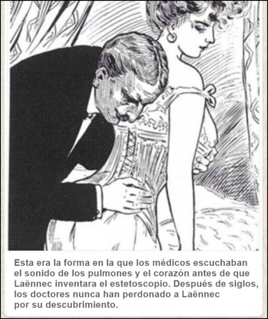 Otros - Ese Laënnec y sus tonterías