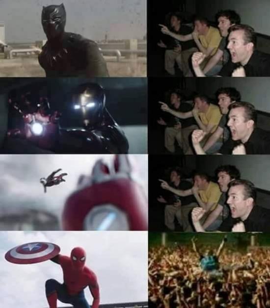 Otros - Lo más esperado en Capitán América