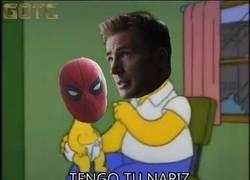 Enlace a Con Spiderman no se juega