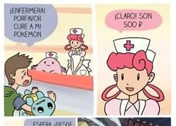 Enlace a La sanidad en el mundo Pokémon está pasando por malos momentos