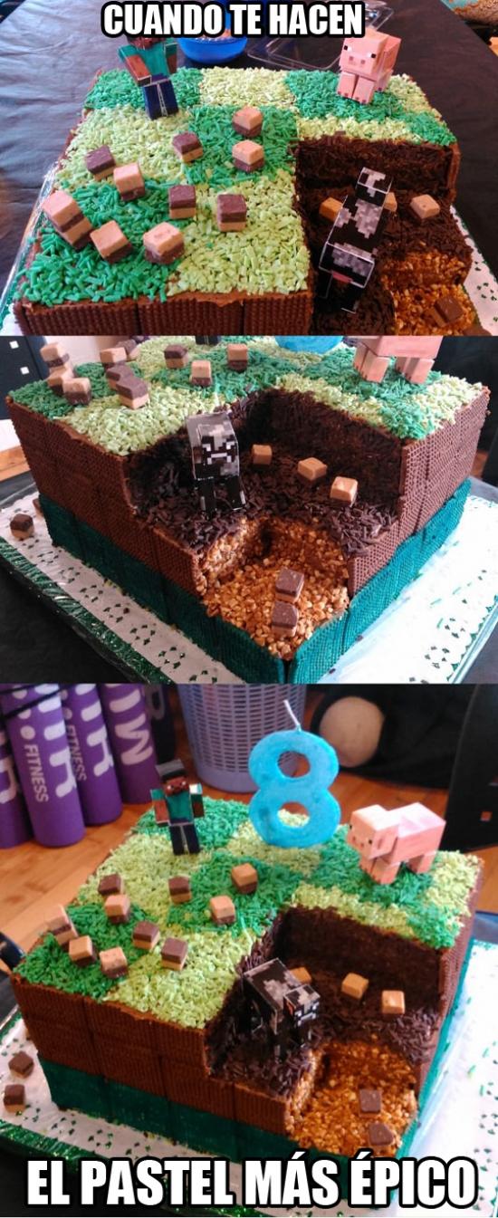 Meme_otros - Una delicia para los amantes de Minecraft
