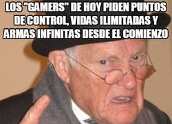 Enlace a Los videojuegos ya no son lo que eran