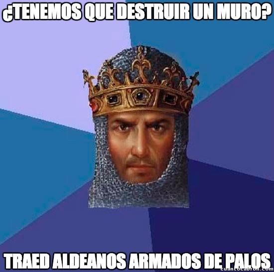 Age_of_empires - Son unos genios en el Age of Empires
