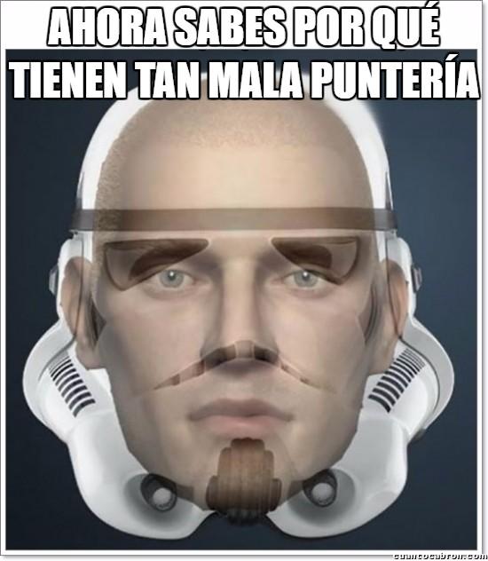 Meme_otros - A saber quién diseñó semejante casco