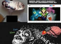 Enlace a Mientras tanto, los fans de Xbox...