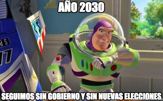 Buzz_lightyear - No parece tener solución lo de España