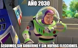 Enlace a No parece tener solución lo de España