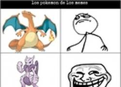 Enlace a Los Pokémon de los memes