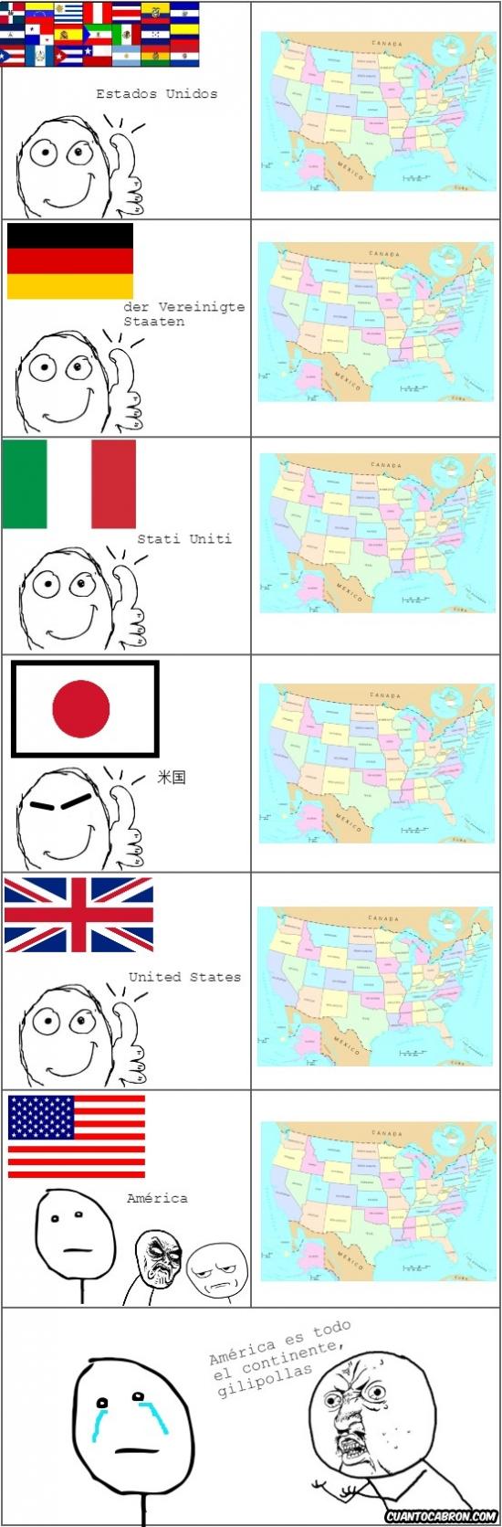 Kidding_me - Estados Unidos en otros países