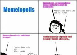Enlace a Las aventuras en Memelopolis