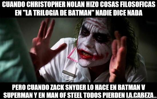 Joker - Yo después de leer las críticas de Batman v Superman