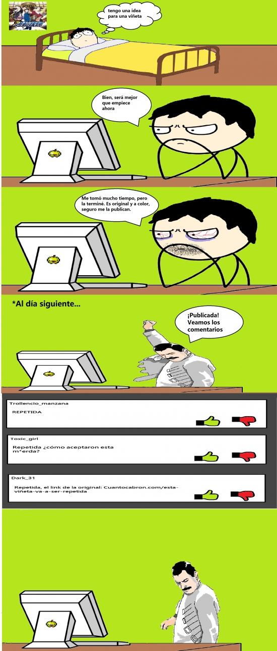 Freddie_mercury - Lo peor que le puede pasar a un usuario de CC