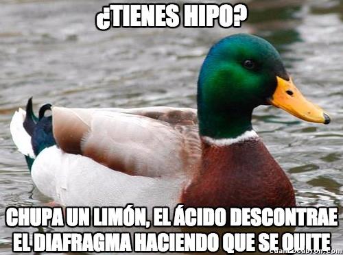 Pato_consejero - Confía siempre... Te ayudará