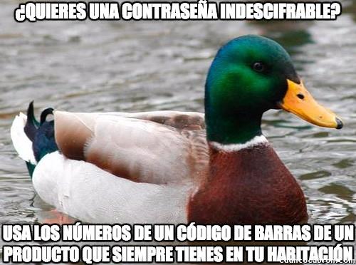 Pato_consejero - Un método infalible