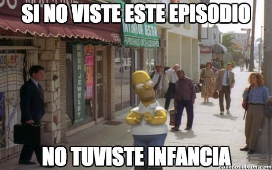 Meme_otros - Homer en 3D, imposible olvidar