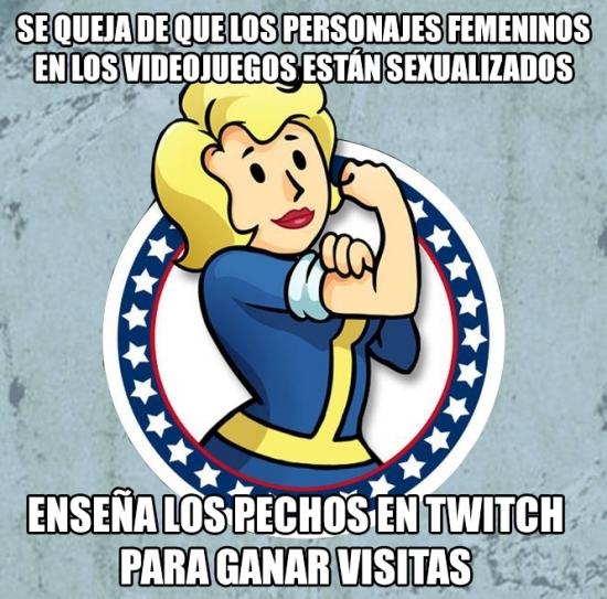 Meme_otros - Hipocresía feminista