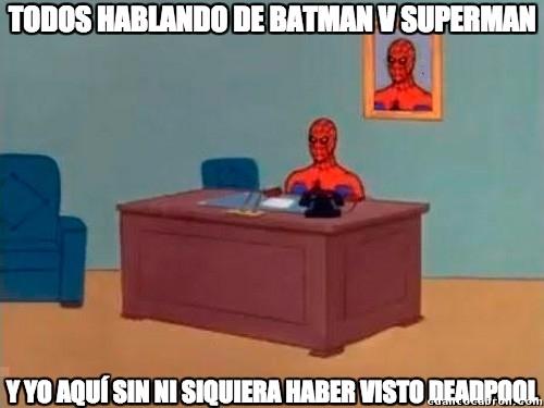Spiderman60s - Lo que le ocurre a mucha gente...