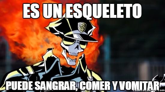 Meme_otros - Inferno Cop es más humano de lo que parece
