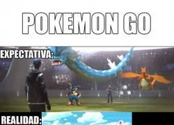 Enlace a Lo que se espera de Pokémon Go