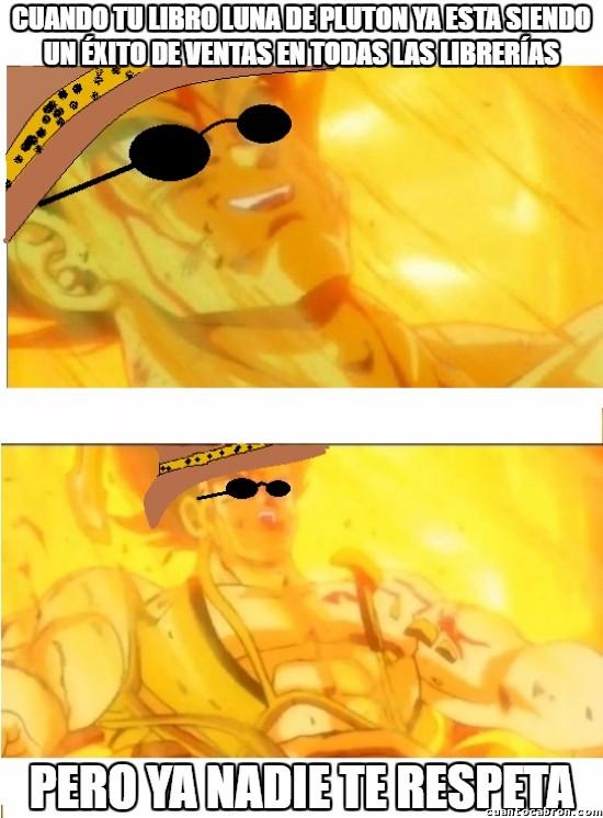 Meme_otros - Pobre Dross... nadie lo respeta