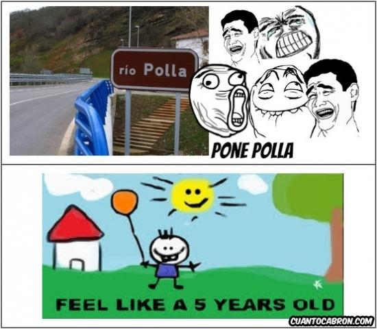 Like_a_5_years_old - ¿Quién no se ha reído de pequeño al verlo?
