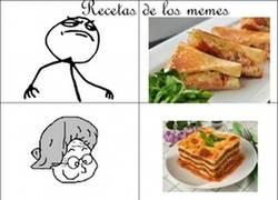 Enlace a Así son las recetas de cada meme