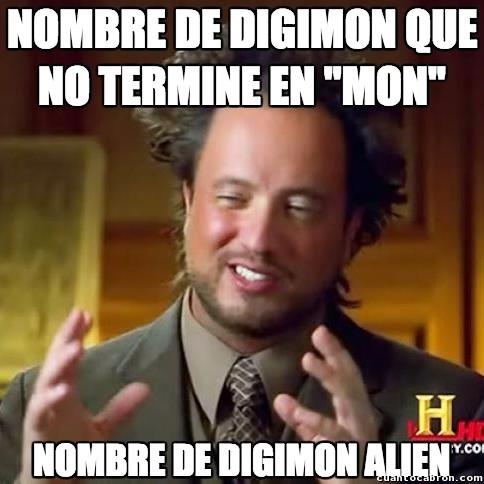 Ancient_aliens - ¿Existe alguno? Muy raro si hay...