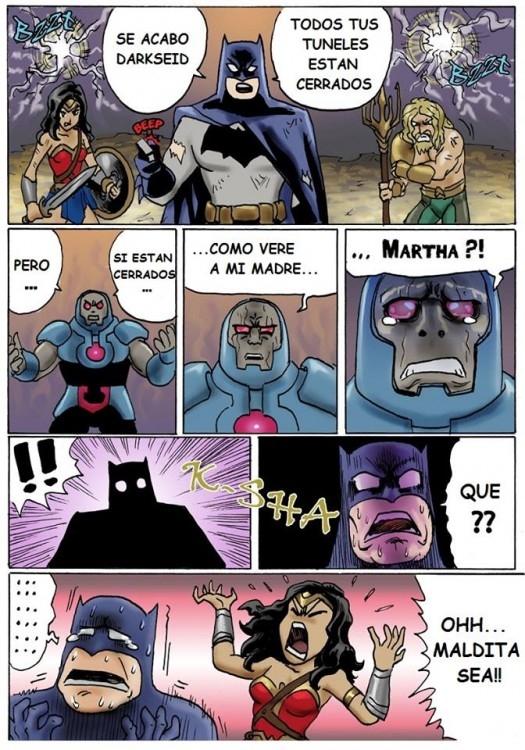 Kidding_me - Creo que Batman tiene un problema...