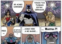 Enlace a Creo que Batman tiene un problema...