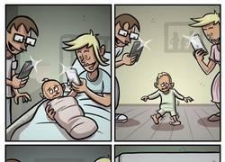 Enlace a Así verá la próxima generación de niños a los padres de hoy en día