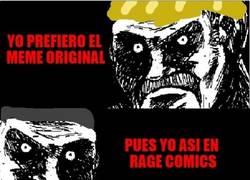 Enlace a Civil War versión: rage comics
