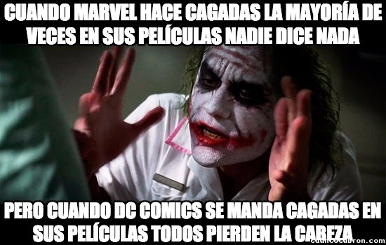 Joker - El doble rasero para criticar