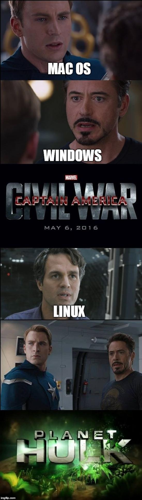 Otros - El líder de los sistemas operativos