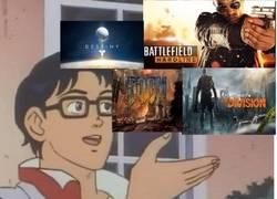 Enlace a Cuando descubres que  existen otros videojuegos de guerra