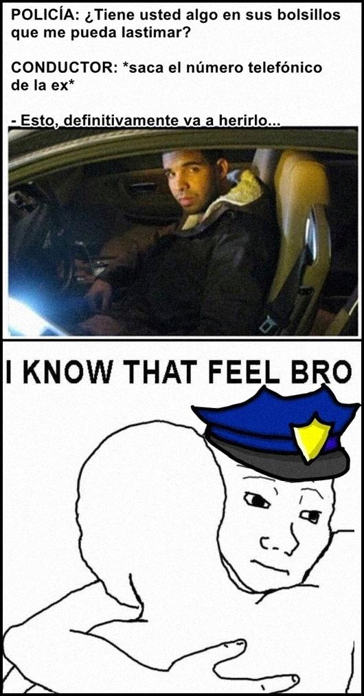 Otros - Más policías así hacen falta